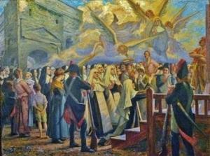 martyres d'orange