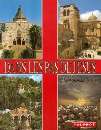 sur les pas de jesus