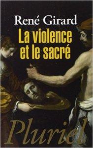 LA VIOLENCE ET LE SACRE