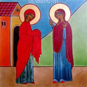 MARIE ET ELISABETH