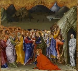 résurrection de lazre