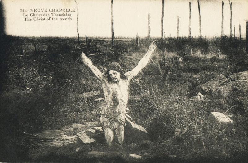800px-Neuve-chapelle_christ_des_tranchees