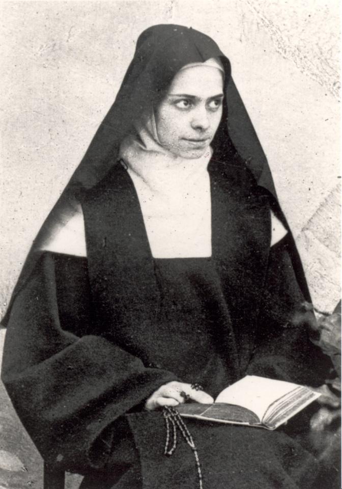 ELISABETH DE LA TRINITE