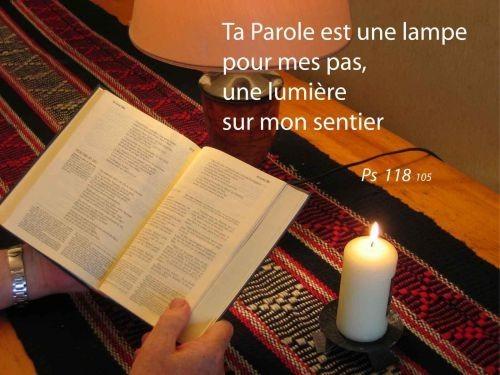 Le Psaume 118 – aufildelapensée