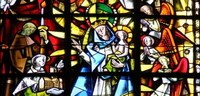 Couronnement-de-la-Vierge-Marie-Lamballe-Côtes-dArmor-France