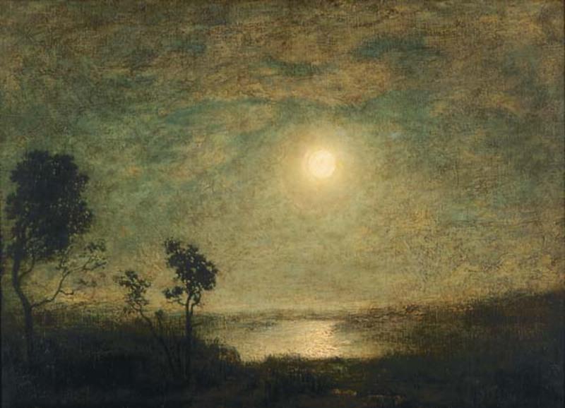 Corcoran Gallery of Art Blakelock Moonlight (26.8)