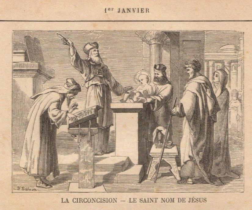 SDJ01JAN LA CIRCONCISION DE NOTRE SEIGNEUR