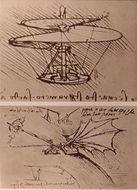 137px-Léonard_de_Vinci_hélicoptère_et_aile_volante