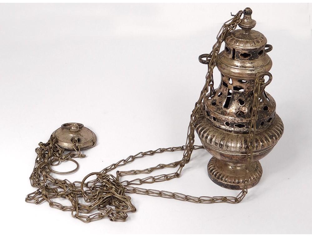 encensoir-ancien-d-eglise-bronze-antique-french-censer-xxeme-siecle