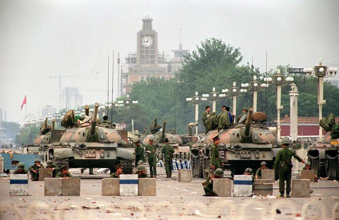 FILES-CHINA-POLITICS-TIANANMEN
