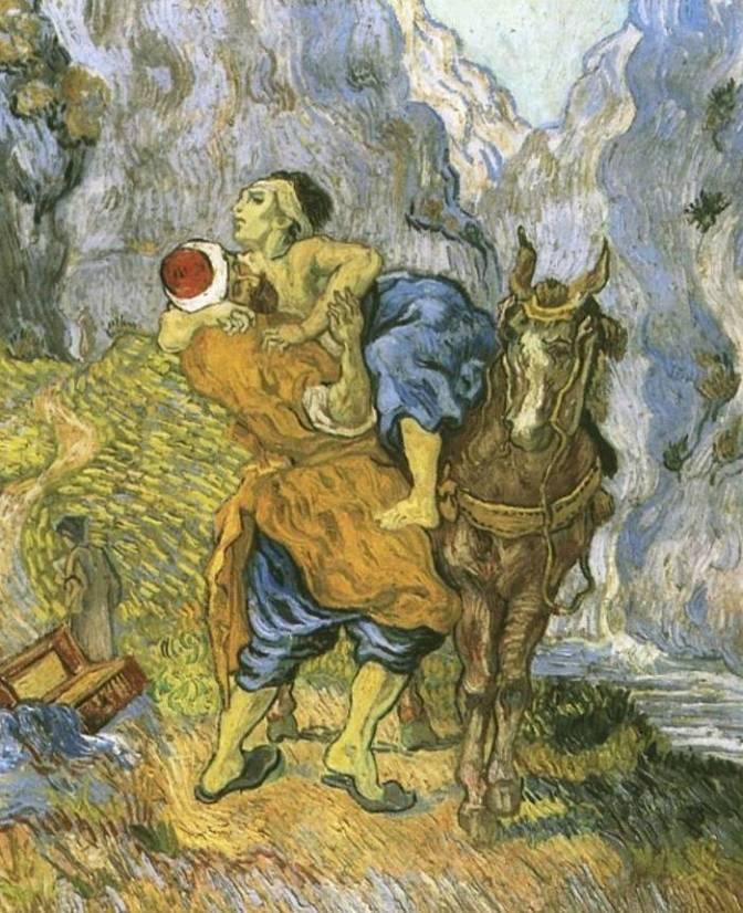 Le-Bon-Samaritain-Van-Gogh