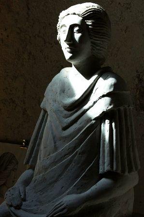 statue sequana