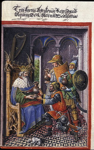 Egerton_hours_-_David_et_les_3_vaillants_-_BL_eg1070_f139.jpg