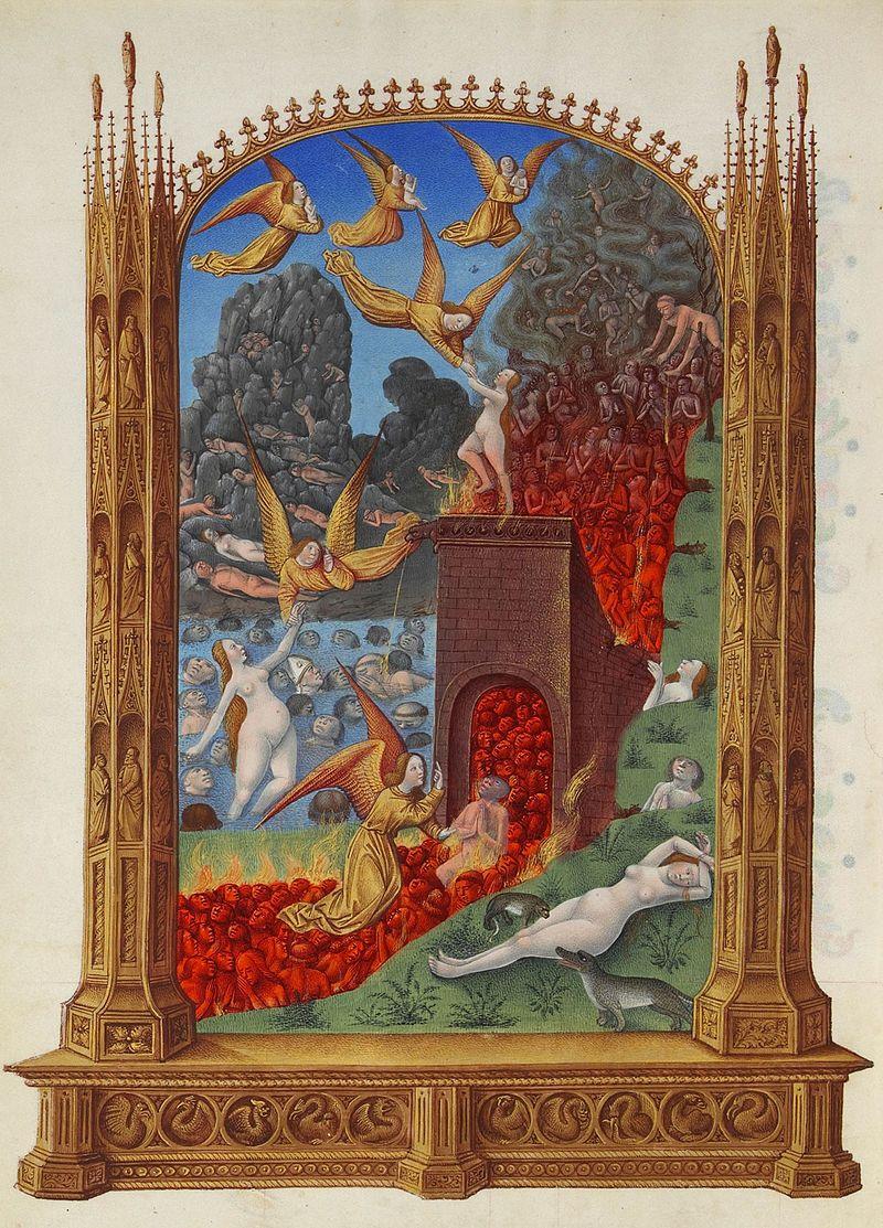 Folio_113v_-_Purgatory