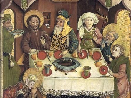 Au-cours-repas-Simon-pharisien-femme-pieds-Jesus-laide-parfum-couteux-Peinture-hollandaise-XVe-siecle-Christies-Creative-Common_0_445_334