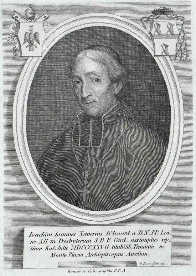 Isoard, Joachim Jean Xavier d'