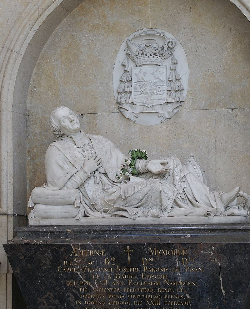 Kathedraal_van_Sint-Aubain_(Namur)_-_Mausoleum_van_Mgr._Charles-François-Joseph_Pisani_de_la_Gaude.jpg