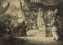 220px-A._Lamma_-Pio_IX_benedice_i_combattenti_per_l'indipendenza_italiana_-litogr_-ca.1850