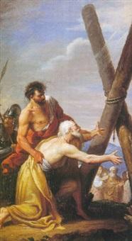 andrea-sacchi-san-andrés-preparado-para-el-martirio (1)