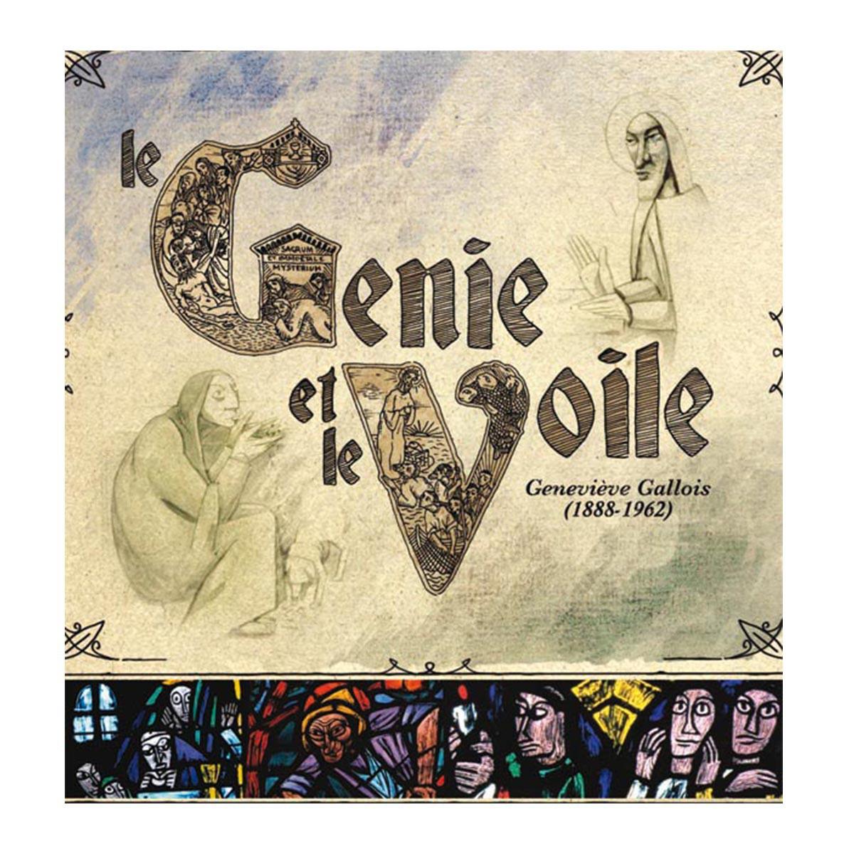le-genie-et-le-voile-genevieve-gallois-1888-1962-dvd