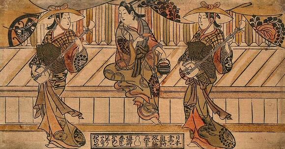 Masanobu-Acteurs