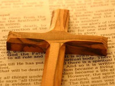 bible Croix du Christ