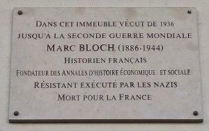 800px-Plaque_Marc_Bloch,_17_rue_de_Sèvres,_Paris_6e