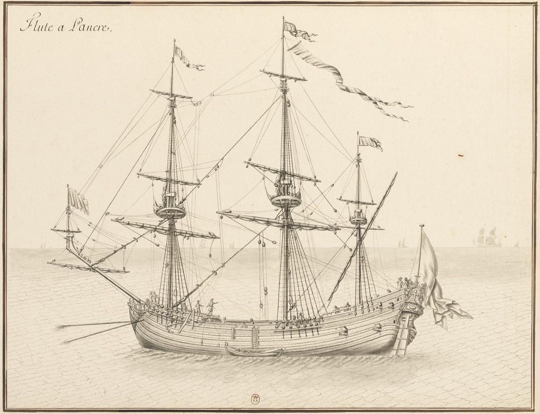 Flûte_à_l'ancre_vers_1680-1686 (1)