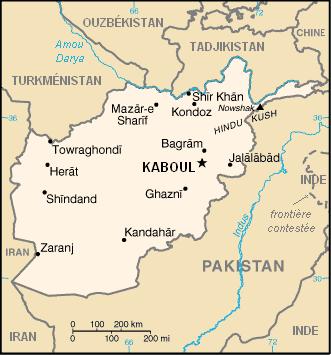 Carte_de_l'Afghanistan_FR
